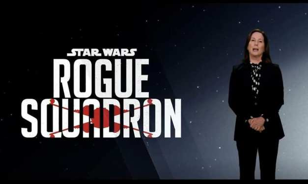 Star Wars: Rogue Squadron Film Announced With Patty Jenkins To Direct