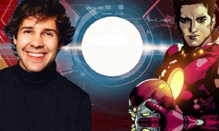 YouTube Star David Dobrik Campaigns To Play Iron Lad in The Marvel Cinematic Universe