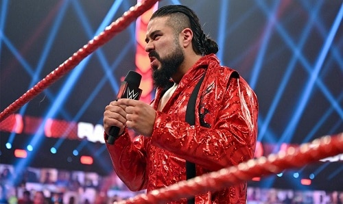 WWE Andrade