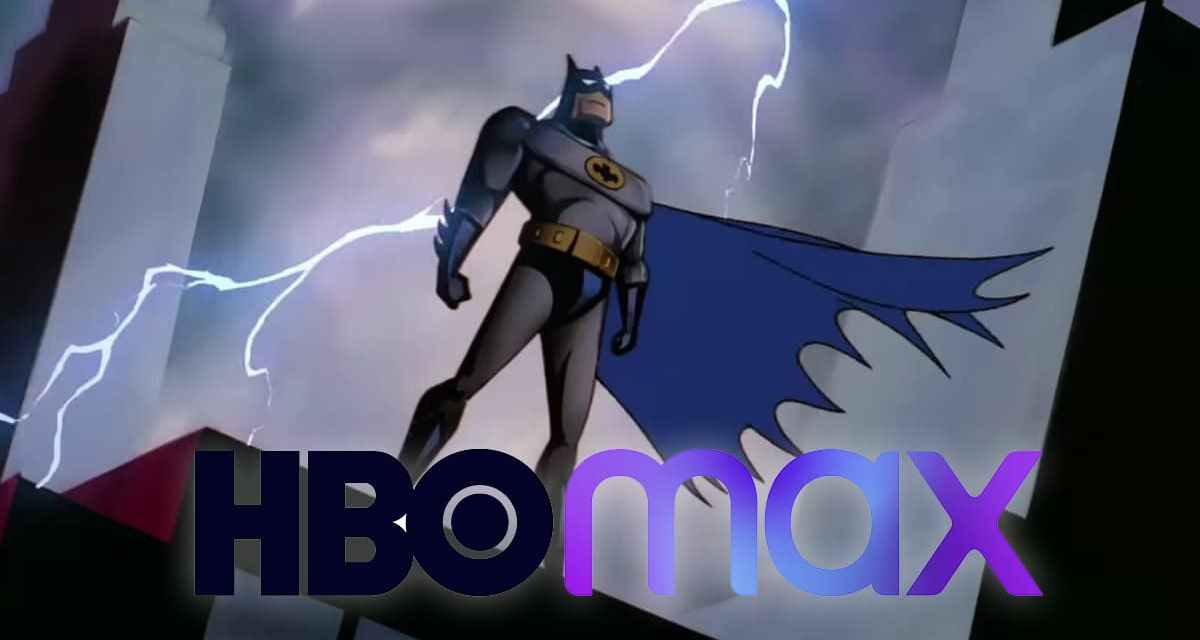 Batman The Animated Series And Batman Beyond Moves From DC Universe To HBO Max
