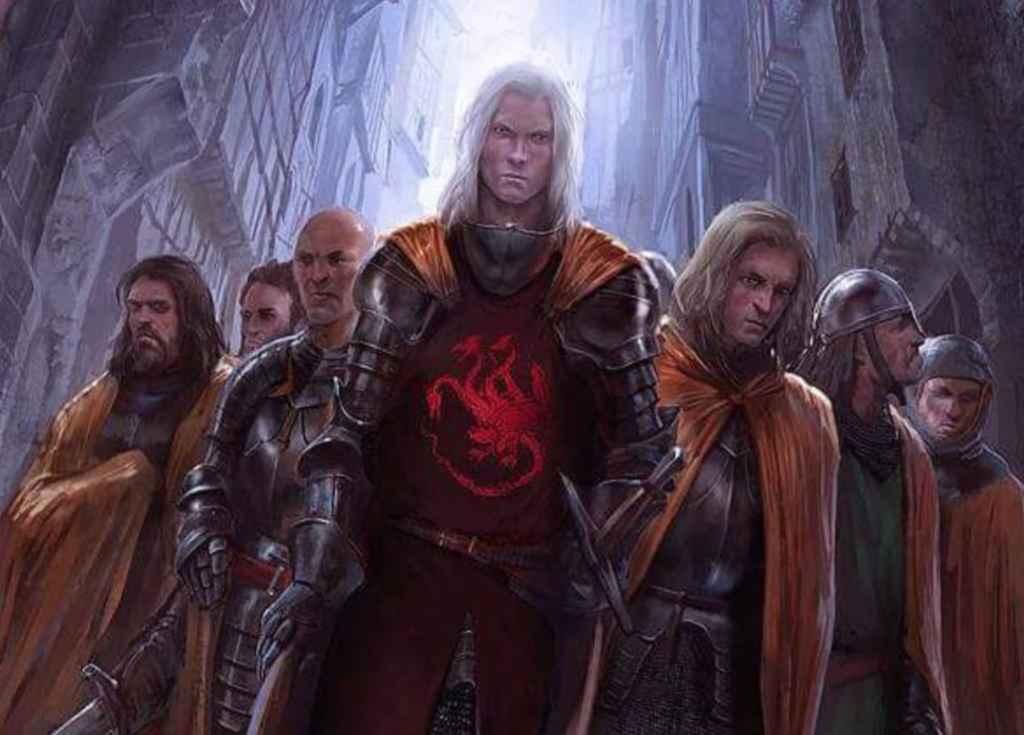 DAEMON TARGARYEN Game of Thrones House of the Dragon