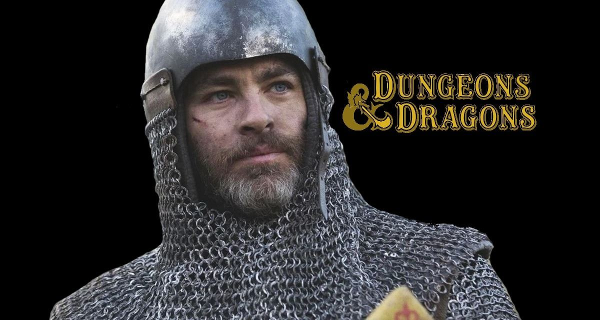 New Details About Chris Pine's Dungeons & Dragons Character Revealed: Exclusive