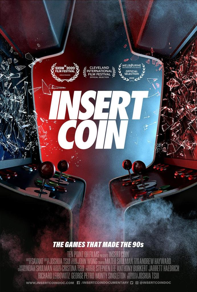 Insert Coin poster