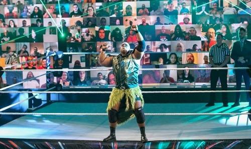 WWE Keith Lee