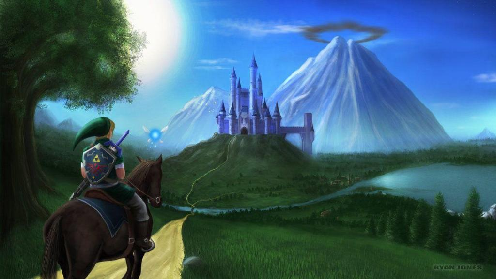 New Details On The Legend Of Zelda Concept Rides At Super Nintendo World - The Illuminerdi