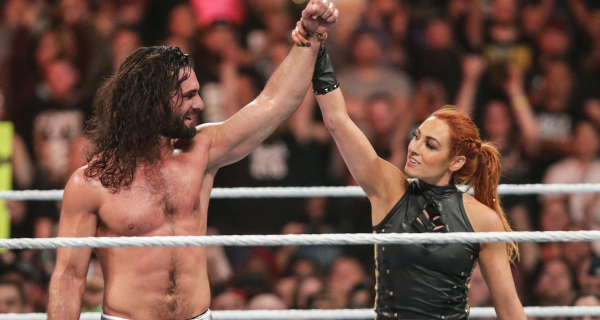 The Man Becky Lynch And Seth Rollins Welcome A New Baby Girl