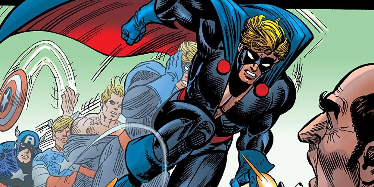 Nomad: New Marvel Studios Secret Project Is Rumored To Be In Early Development
