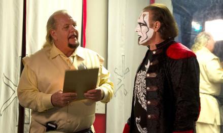 Sting's Desires Not Met In WWE…So Hello AEW