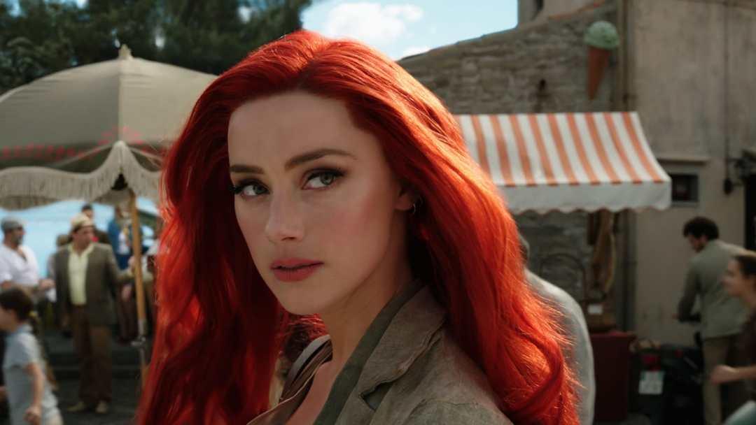 Amber Heard Mera Aquaman Johhny Depp