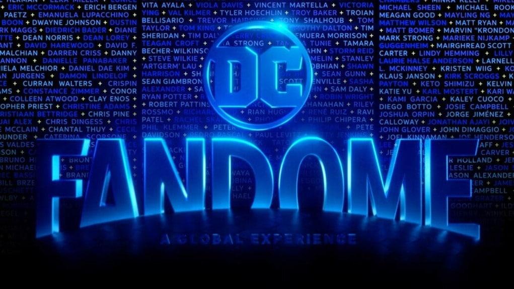 DC Fandome DC Films