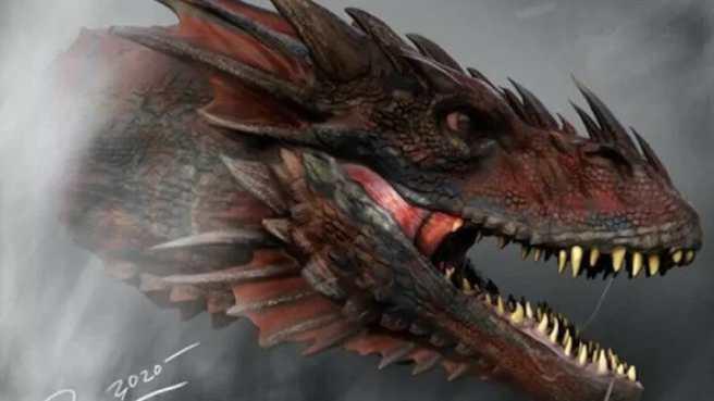 House of Dragon concept art