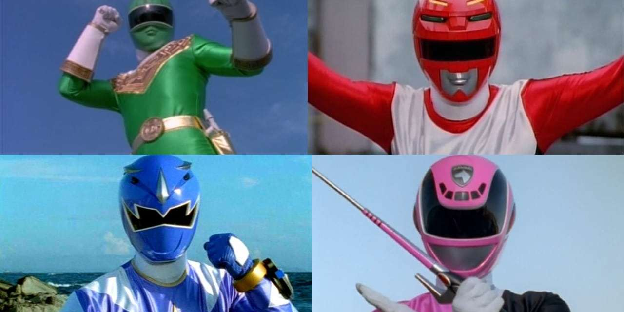 Power Rangers Lightning Collection Wave 8 Leaked By Retailer