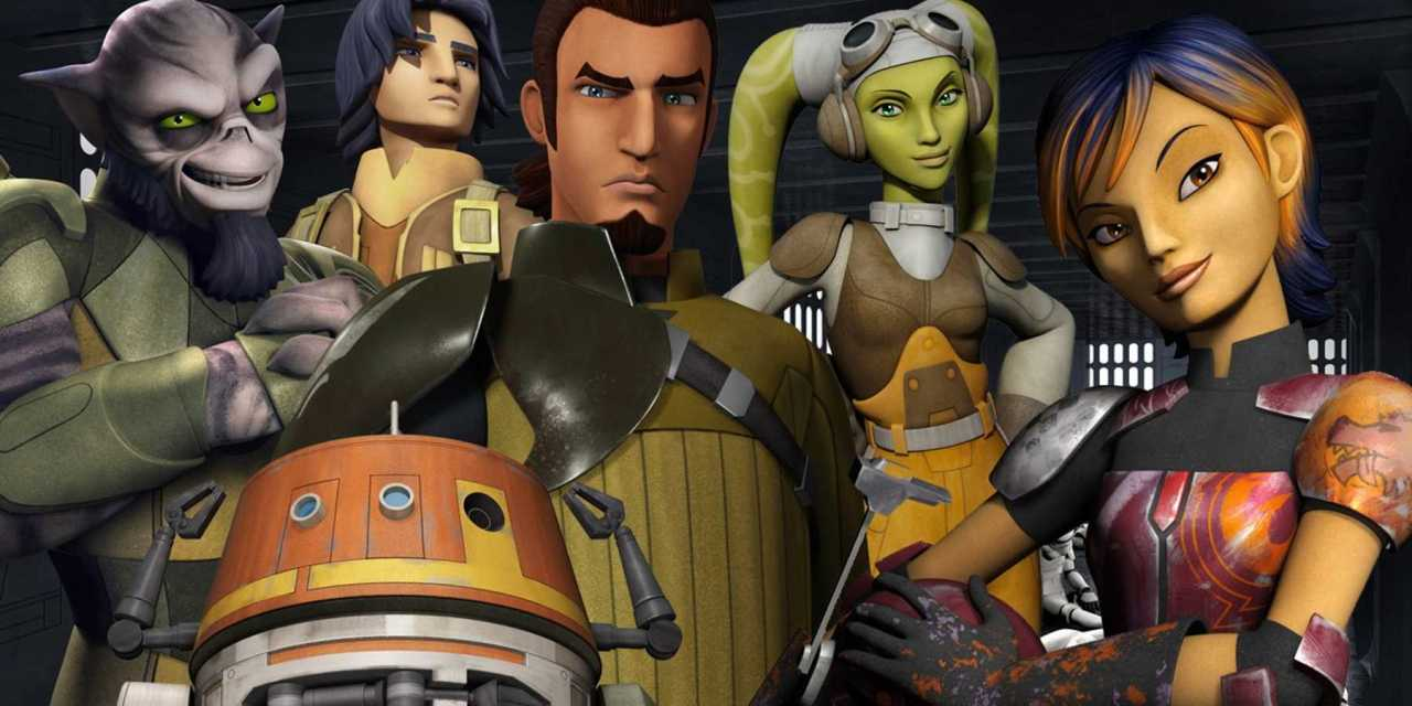"Dave Filoni Claims ""It's Possible"" Star Wars: Rebels Final Scene Is Set After The Mandalorian"