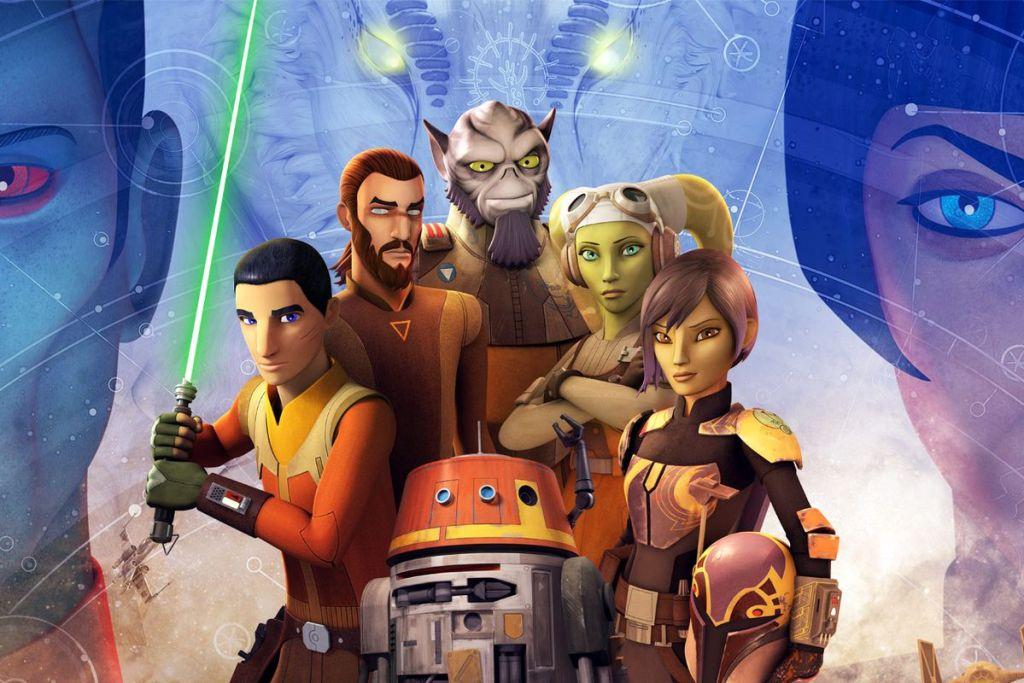 star wars rebels Dave Filoni