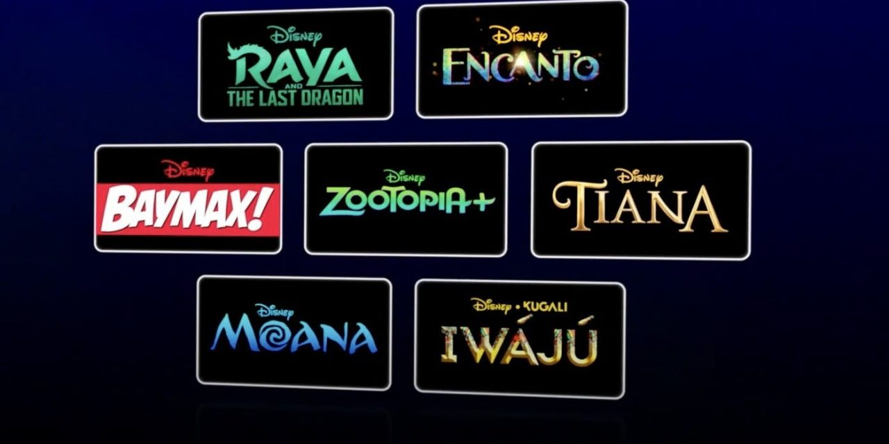 Walt Disney Animation Studios Announces Their 1st Animated Series For Disney Plus And More Exciting Projects