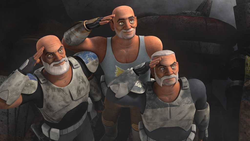 captain rex in clone wars