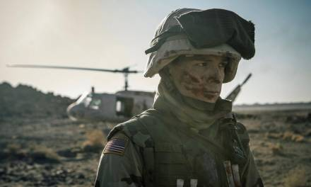 Watch The First Official Cherry Clip With Star Tom Holland in Upcoming War Drama