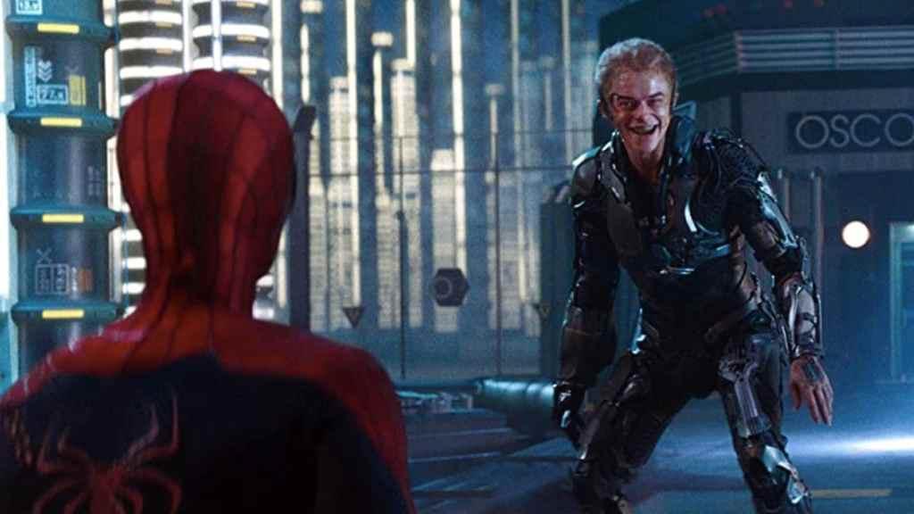 Dane Dehaan Green Goblin Spider-Man 3