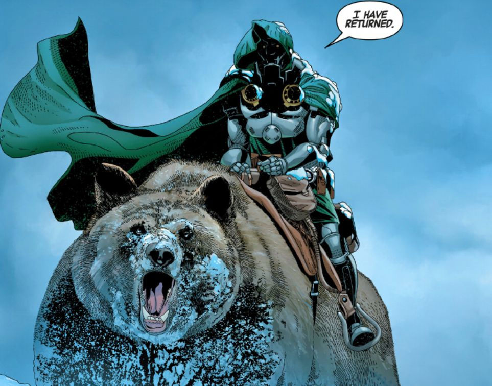 4 Reasons Why Introducing Doctor Doom In Black Panther 2 Makes Sense - The Illuminerdi