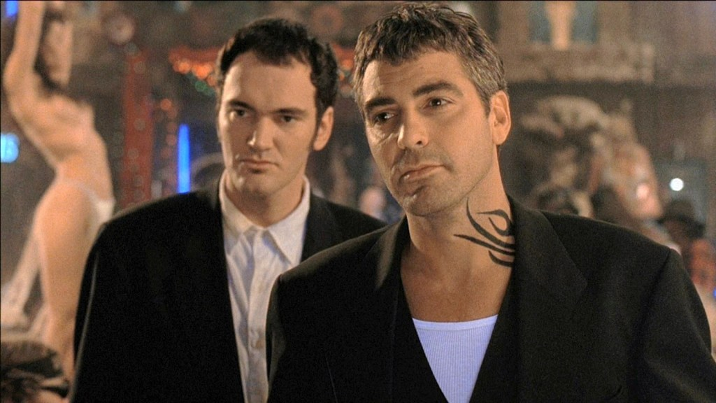 From Dusk Till Dawn Quentin Tarantino George Clooney
