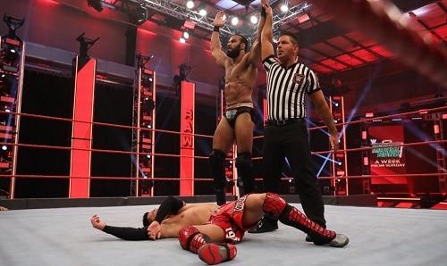 WWE Jinder Mahal