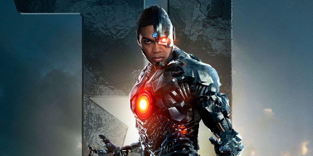 ray fisher - cyborg