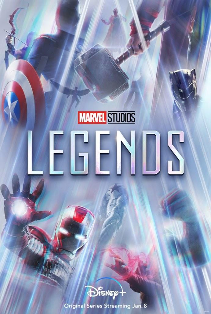 Marvel Studios Legends Marvel Studios: Legends