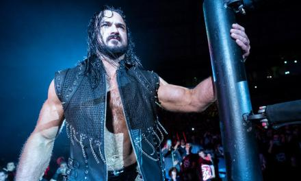 Drew McIntyre Tests Positive For COVID-19 But Goldberg Is Still Next