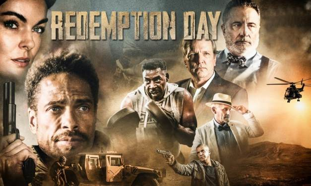 "Redemption Day Interview: Director Hicham Hajji On Why Now Is ""The Right Moment"" For The Film's Release"