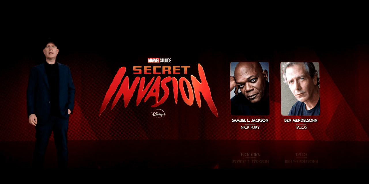 Kevin Feige Shares New Details From Secret Invasion Series