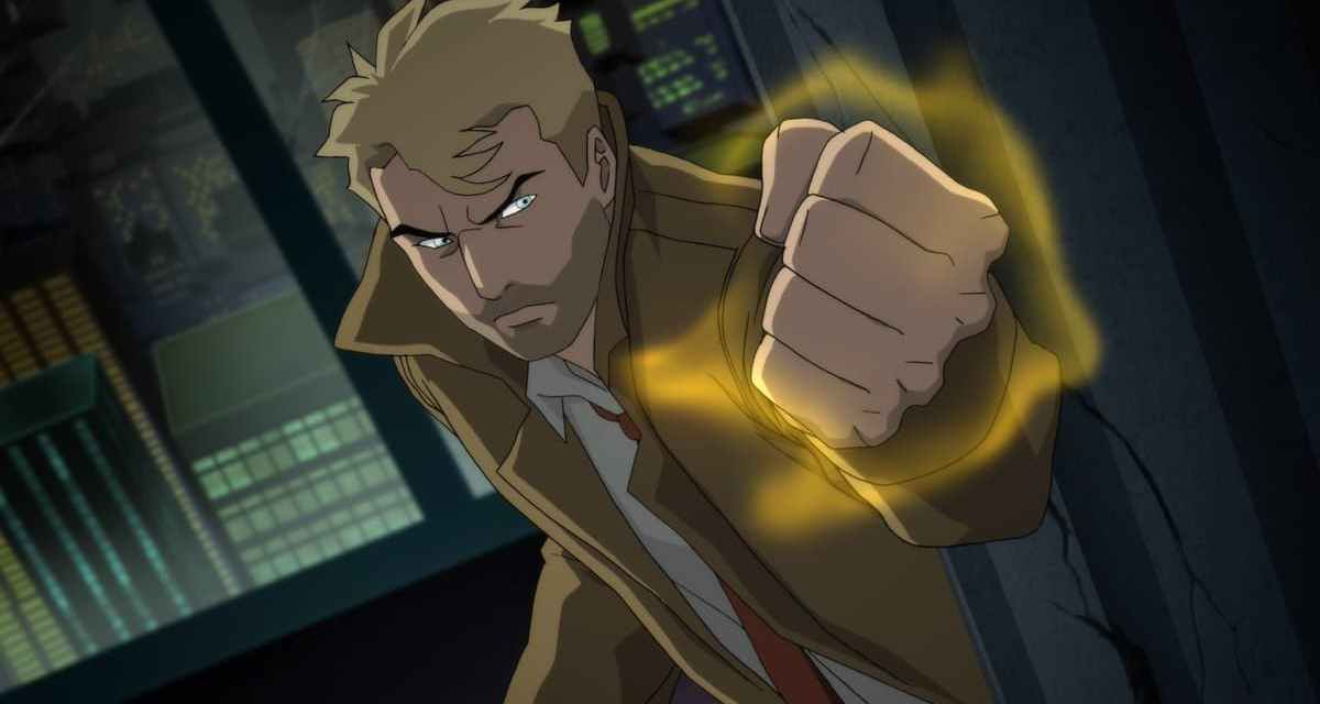 WB Animation & DC Producing 4 New DC Showcase Animated Shorts Ft. Constantine, The Losers, Blue Beetle And More