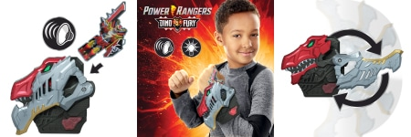 dino fury power rangers toy 1