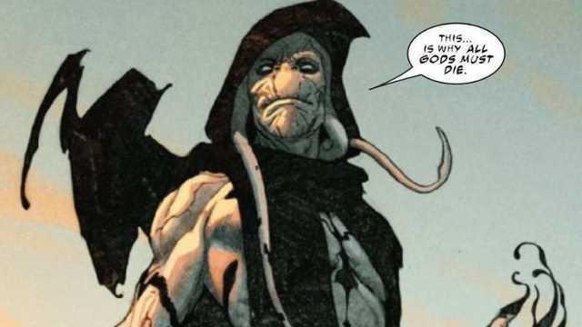 gorr the god butcher - comic