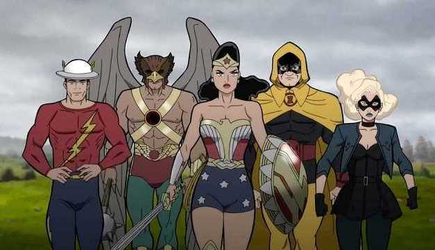 Justice Society: World War II Voice Cast Revealed