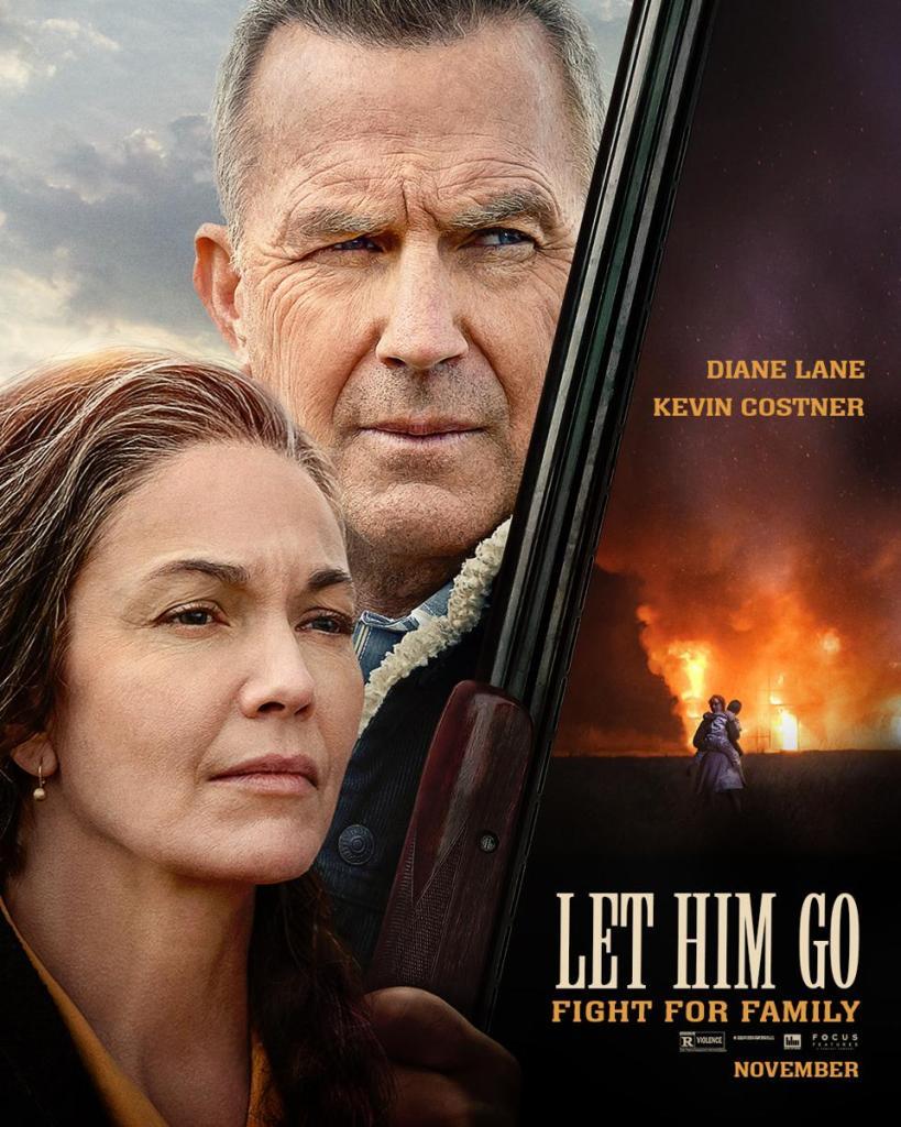 Let Him Go poster