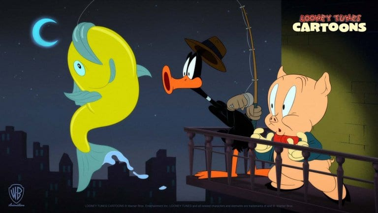 looney tunes cartoons still