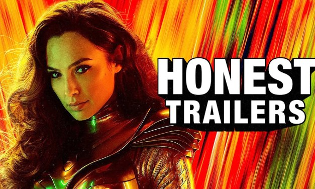 Watch The Hilarious Honest Trailers For Wonder Woman 1984