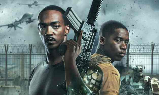 Watch The Mind-Blowing Outside The Wire Trailer With Star Anthony Mackie In New Netflix Sci-Fi Thriller