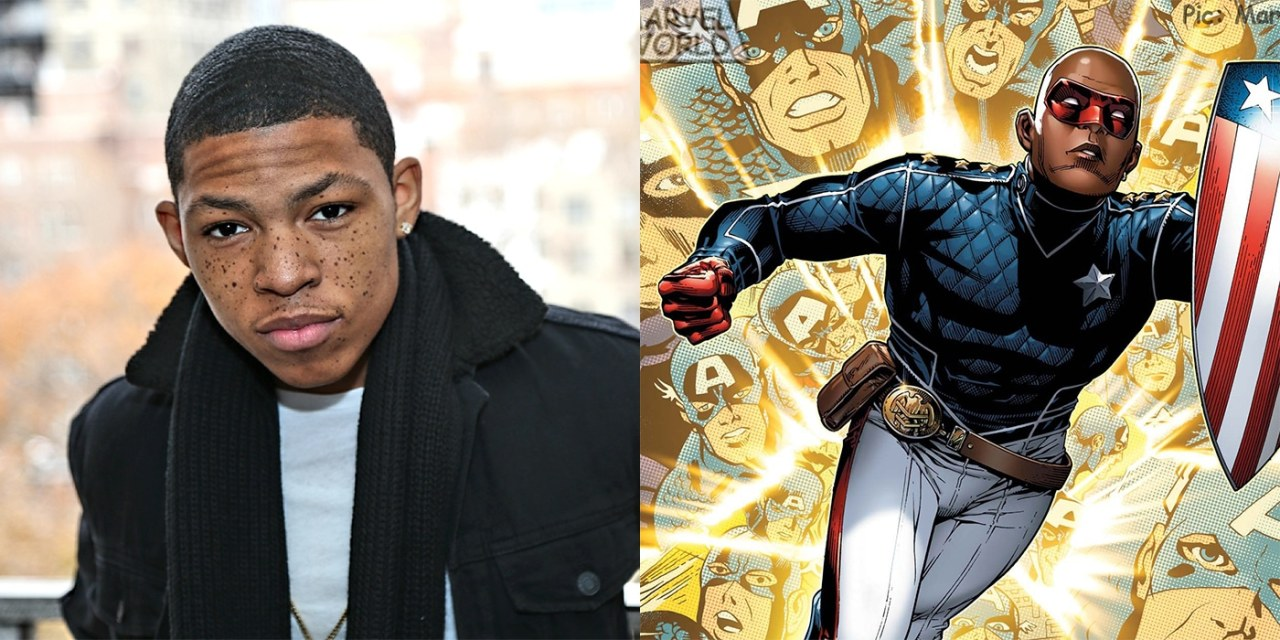 Marvel Comics' Patriot Rumored To Join The Falcon and the Winter Soldier
