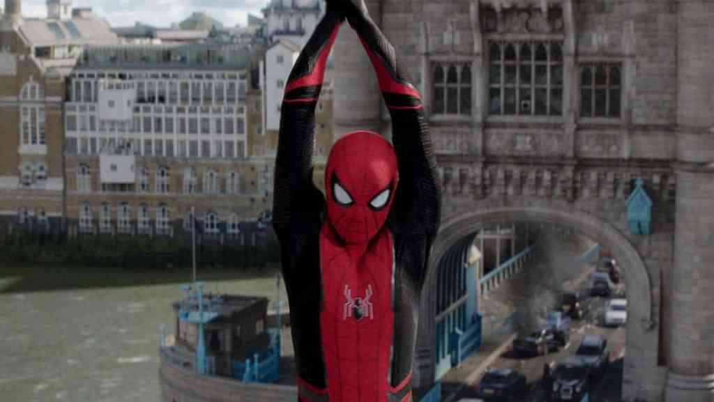 spider-man far from home spider-man 4 Sony