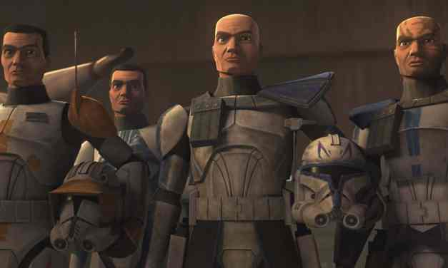 Lucasfilm Interested In Bringing Back Captain Rex For The Ahsoka Series