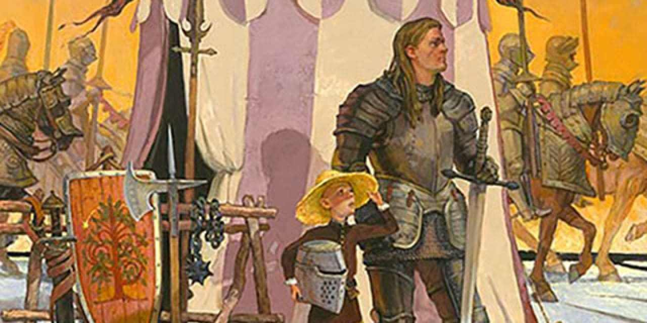 Tales of Dunk & Egg: New Game of Thrones Prequel Series in Development for HBO
