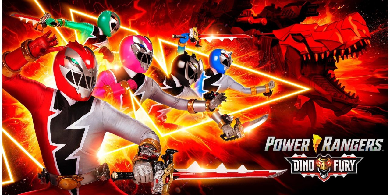 3 New Episodes of Power Rangers Dino Fury Are Now Available On Netflix