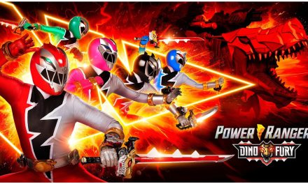 Power Rangers Dino Fury Official Title Sequence Revealed