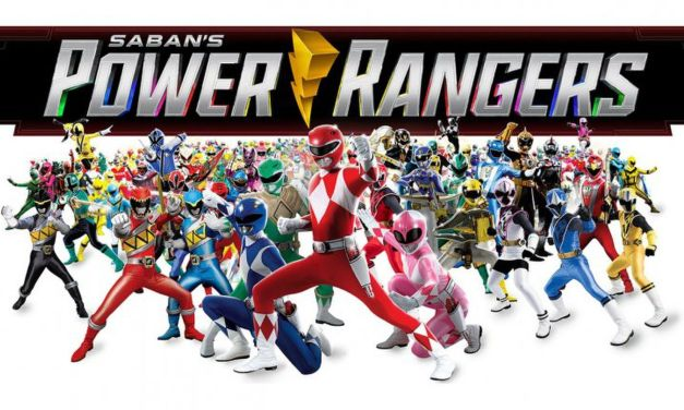 Hasbro Confirms Plans To Reinvent The Power Rangers Franchise
