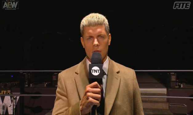 Cody Rhodes Is Open To An Epic Crossover With WWE