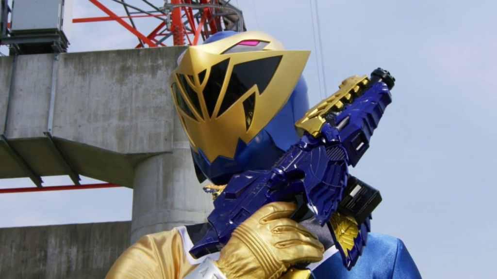 Jordon Fite Gold Ranger Power Rangers Dino Fury