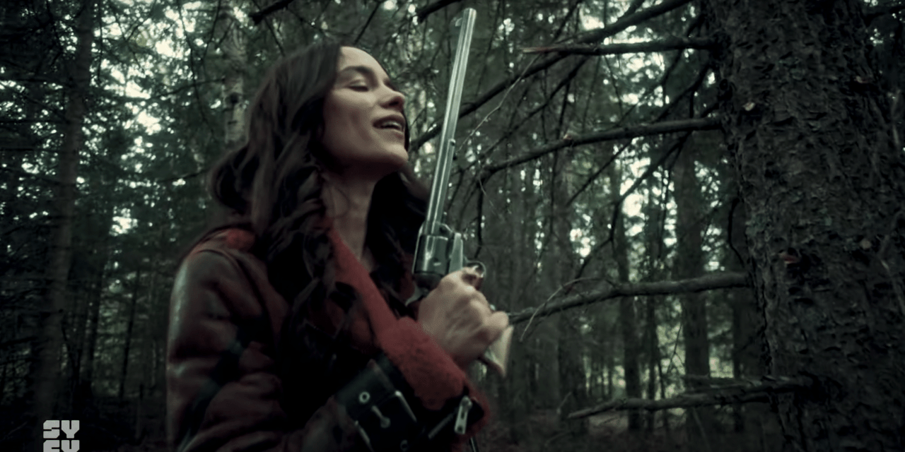 Wynonna Earp Releases New Trailer For Final 6 Episodes