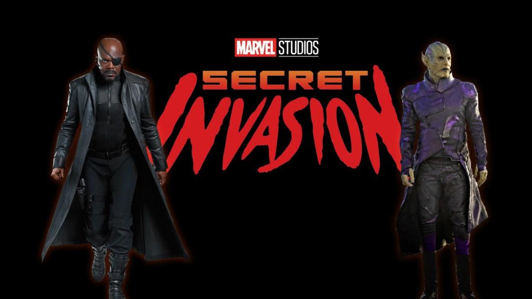 Secret Invasion Samuel L. Jackson Talos