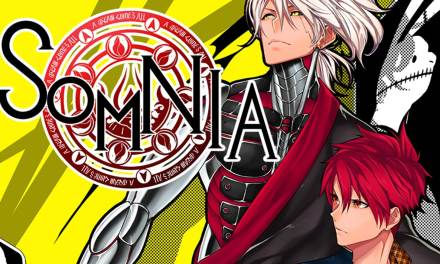 SOMNIA: eigoMANGA Launches A Kickstarter Campaign To Publish New Manga
